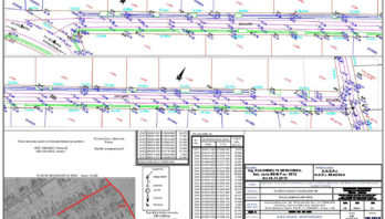 Plan de situatie – Suport topografic necesar SF – Receptie Tehnica, OCPI Prahova