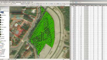 Registrul local al spatiilor verzi, Slanic, judetul Prahova